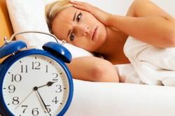 Бессонница - симптом бронхоспазма
