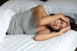 Головные боли - симптом хронического обструктивного бронхита