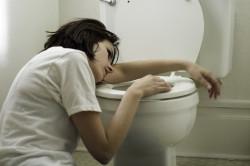 Рвота - один из симптомов правосторонней пневмонии