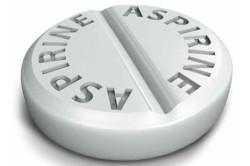 Аспирин для снижения температуры