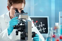 Исследование мазка слюны туберкулезника
