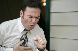Одышка симптом острого трахеобронхита