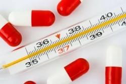 Повышенная температура - симптом абсцесса легкого