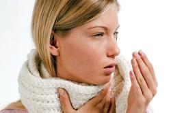 Сухой кашель - симптом плеврита