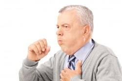 Сильный кашель при легочной эмболии