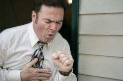 Кашель при боли в легких