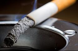 Курение - причина фиброза легких