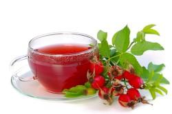 Чай из шиповника для лечения пневмонии