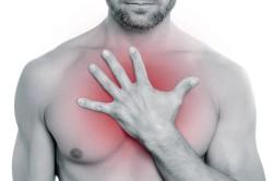 Боль в груди - симптом плеврита