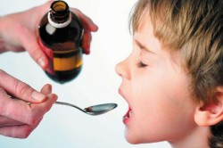 Сироп при трахеите у детей