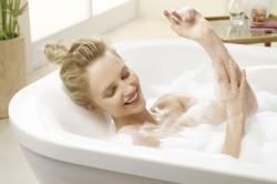 Противопоказание к приему ванн во время пневмонии